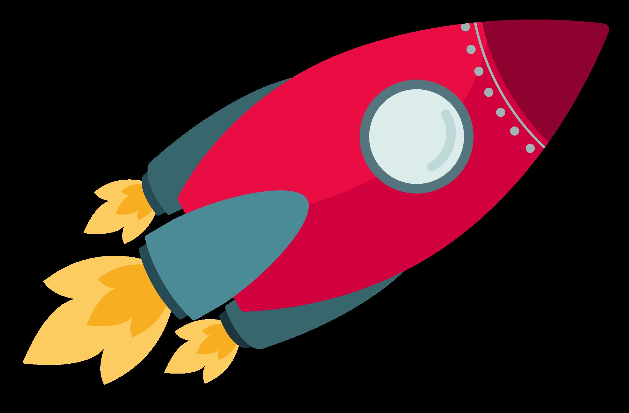 ilustración de nave espacial